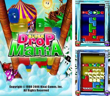 In addition to the sis game Castlevania Aria of Sorrow for Symbian phones, you can also download Super Drop Mania for free.