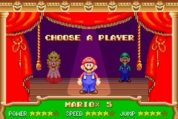 Super Mario Advance download free Symbian game. Daily updates with the best sis games.