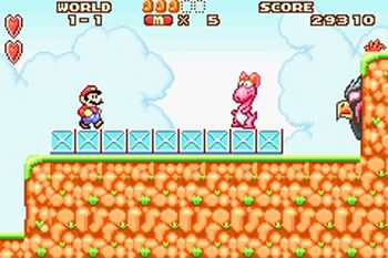 Play Super Mario Advance for Symbian. Download top sis games for free.