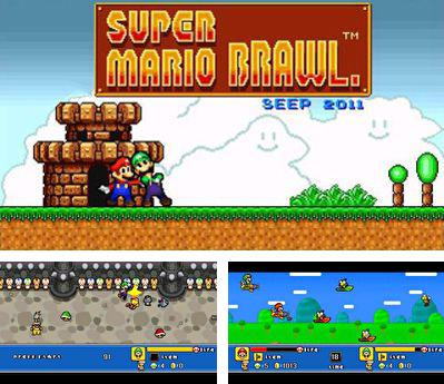 In addition to the sis game SQRXZ 2 for Symbian phones, you can also download Super Mario Brawl for free.