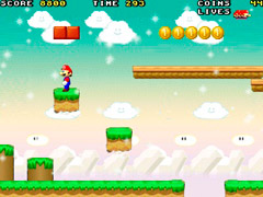 Play Super Mario reverse for Symbian. Download top sis games for free.