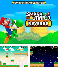 In addition to the sis game Tomb Raider Underworld 3D for Symbian phones, you can also download Super Mario reverse for free.