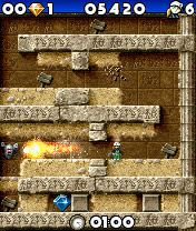 Play Super miners for Symbian. Download top sis games for free.