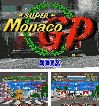 In addition to the sis game NBA: Hang time for Symbian phones, you can also download Super Monaco GP for free.