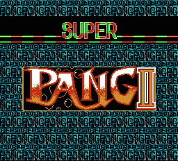 Super Pang 2 - Symbian game  Super Pang 2 sis download free