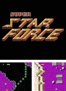 Super Star Force