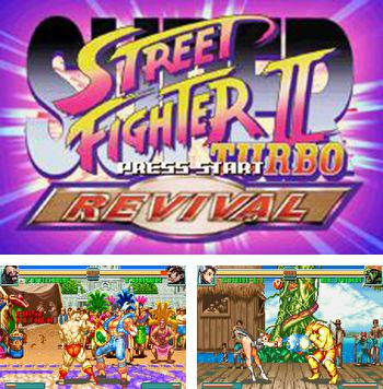 In addition to the sis game Pro Evolution Soccer 2011 for Symbian phones, you can also download Super Street Fighter 2 Turbo: Reviva for free.