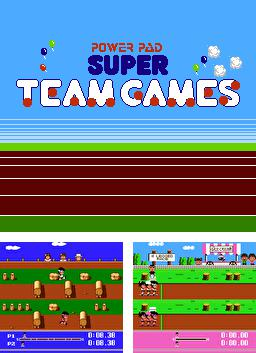 Super Team Games