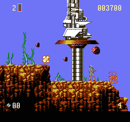 Super Turrican - Symbian game screenshots. Gameplay Super Turrican.