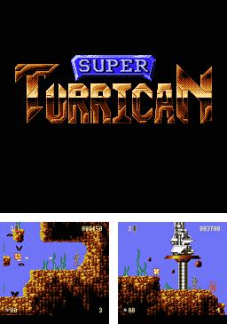 In addition to the sis game Future Wars Time Travellers for Symbian phones, you can also download Super Turrican for free.