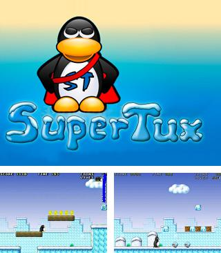 In addition to the sis game Crash bandicoot kart for Symbian phones, you can also download Super Tux for free.