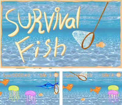 In addition to the sis game Semko for Symbian phones, you can also download Survival Fish for free.