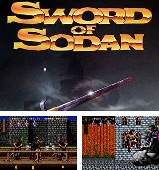 In addition to the sis game Road rash for Symbian phones, you can also download Sword of Sodan for free.
