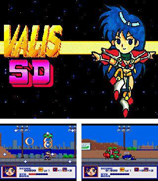 In addition to the sis game Angry Birds Seasons Cherry Blossom for Symbian phones, you can also download Syd of Valis for free.