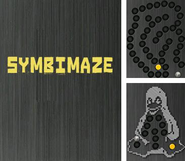 In addition to the sis game Bucky Ohare for Symbian phones, you can also download SymbiMaze for free.