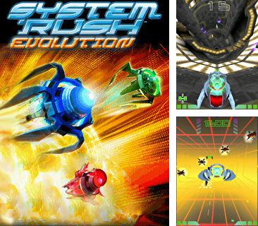 In addition to the sis game Saint sword for Symbian phones, you can also download System Rush Evolution for free.