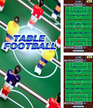 In addition to the sis game Frogger for Symbian phones, you can also download Table football for free.