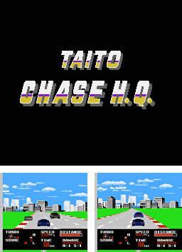 In addition to the sis game Golden axe 2 for Symbian phones, you can also download Taito Chase for free.