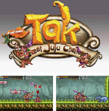 In addition to the sis game Clue for Symbian phones, you can also download Tak the Great Juju Challenge for free.