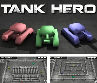 In addition to the sis game A Dinosaur's tale for Symbian phones, you can also download Tank Hero for free.