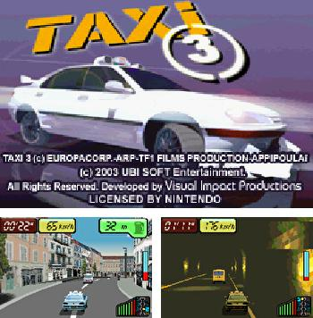 In addition to the sis game Angry Birds Seasons Mooncake Festival for Symbian phones, you can also download Taxi 3 for free.