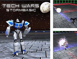 In addition to the sis game Times of Lore for Symbian phones, you can also download Tech Wars Stormbasic for free.