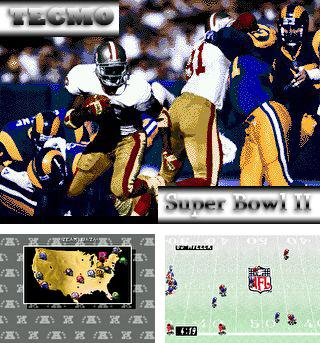 Tecmo super bowl 2: Special edition