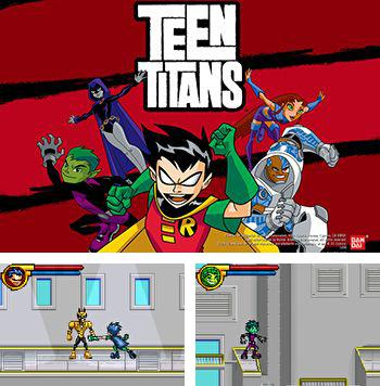 In addition to the sis game Avatar HD for Symbian phones, you can also download Teen titans for free.