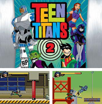 In addition to the sis game Toonwarz for Symbian phones, you can also download Teen titans 2 for free.