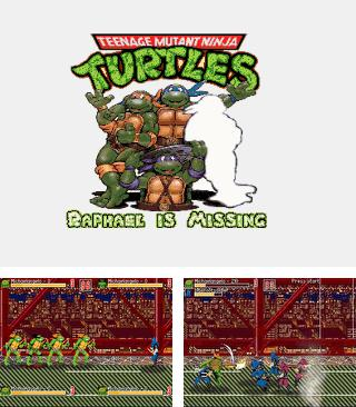 In addition to the sis game Mario Andretti: Racing for Symbian phones, you can also download Teenage Mutant Ninja Turtles: Raphael is missing for free.