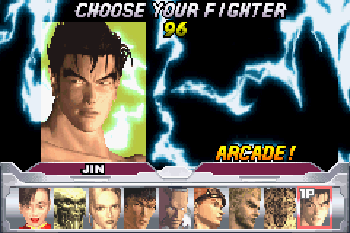 Tekken Advance download free Symbian game. Daily updates with the best sis games.