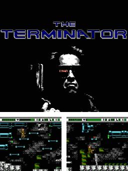In addition to the sis game Megaman: Battle network. 4 Blue moon for Symbian phones, you can also download Terminator for free.