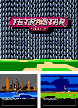 Tetra Star: The Fighter