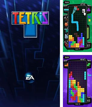 In addition to the sis game Grand Theft Auto Advance for Symbian phones, you can also download Tetris HD for free.