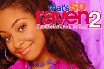 That's so Raven 2: Supernatural style