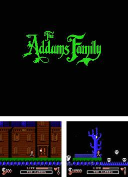 In addition to the sis game Harvest Moon More Friends of Mineral Town for Symbian phones, you can also download The Addams Family for free.