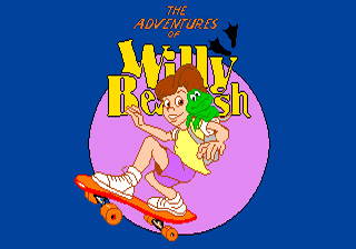 The adventures of Willy Beamish (Sega CD)