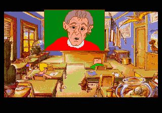 The adventures of Willy Beamish (Sega CD) download free Symbian game. Daily updates with the best sis games.