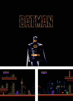 In addition to the sis game Super Mario reverse for Symbian phones, you can also download Batman for free.