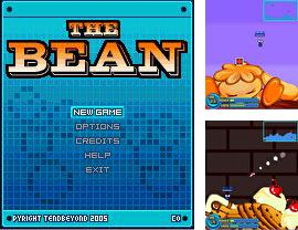 In addition to the sis game Tekken Advance for Symbian phones, you can also download The Bean for free.