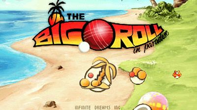The big roll in paradise