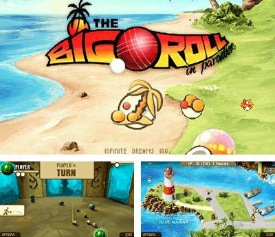 In addition to the sis game Pokemon: Emerald Version for Symbian phones, you can also download The big roll in paradise for free.