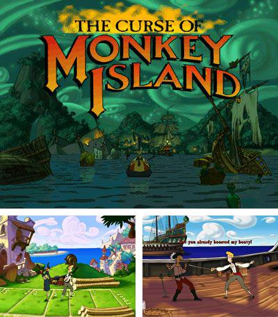 In addition to the sis game James Pond 3: Operation starfish for Symbian phones, you can also download The Curse of Monkey Island for free.