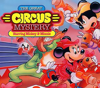 The great circus mystery starring Mickey & Minnie