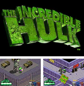 In addition to the sis game Super Jeopardy for Symbian phones, you can also download The Incredible Hulk for free.