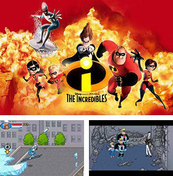 In addition to the sis game The ooze for Symbian phones, you can also download The Incredibles for free.