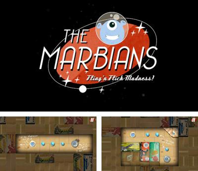 In addition to the sis game Valis for Symbian phones, you can also download The Marbians HD for free.
