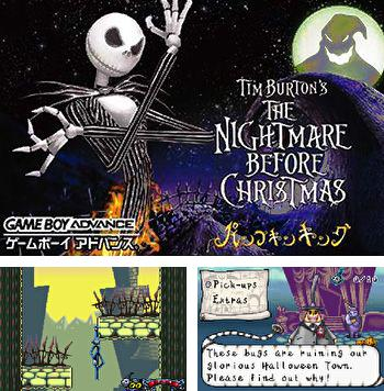 In addition to the sis game Felix the Cat for Symbian phones, you can also download The nightmare before Christmas: The pumpkin king for free.