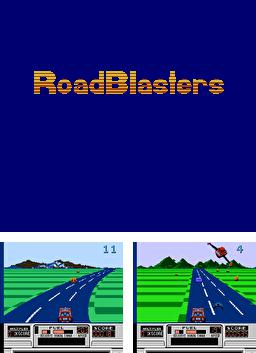 In addition to the sis game Urban Champion for Symbian phones, you can also download The Road Blasters for free.