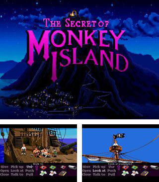 The secret of monkey island (Sega CD)